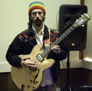 T-guitar